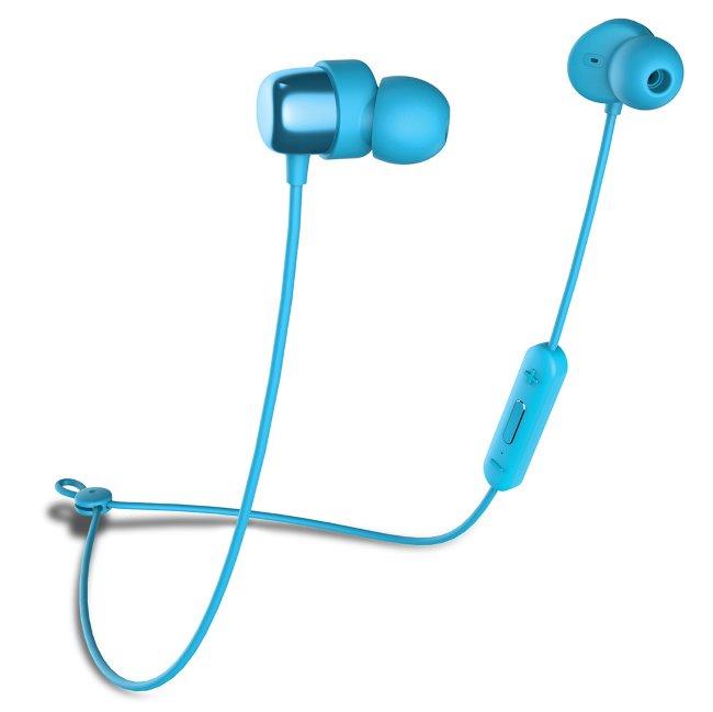 Niceboy Hive E2, Bluetooth slúchadlá, modré