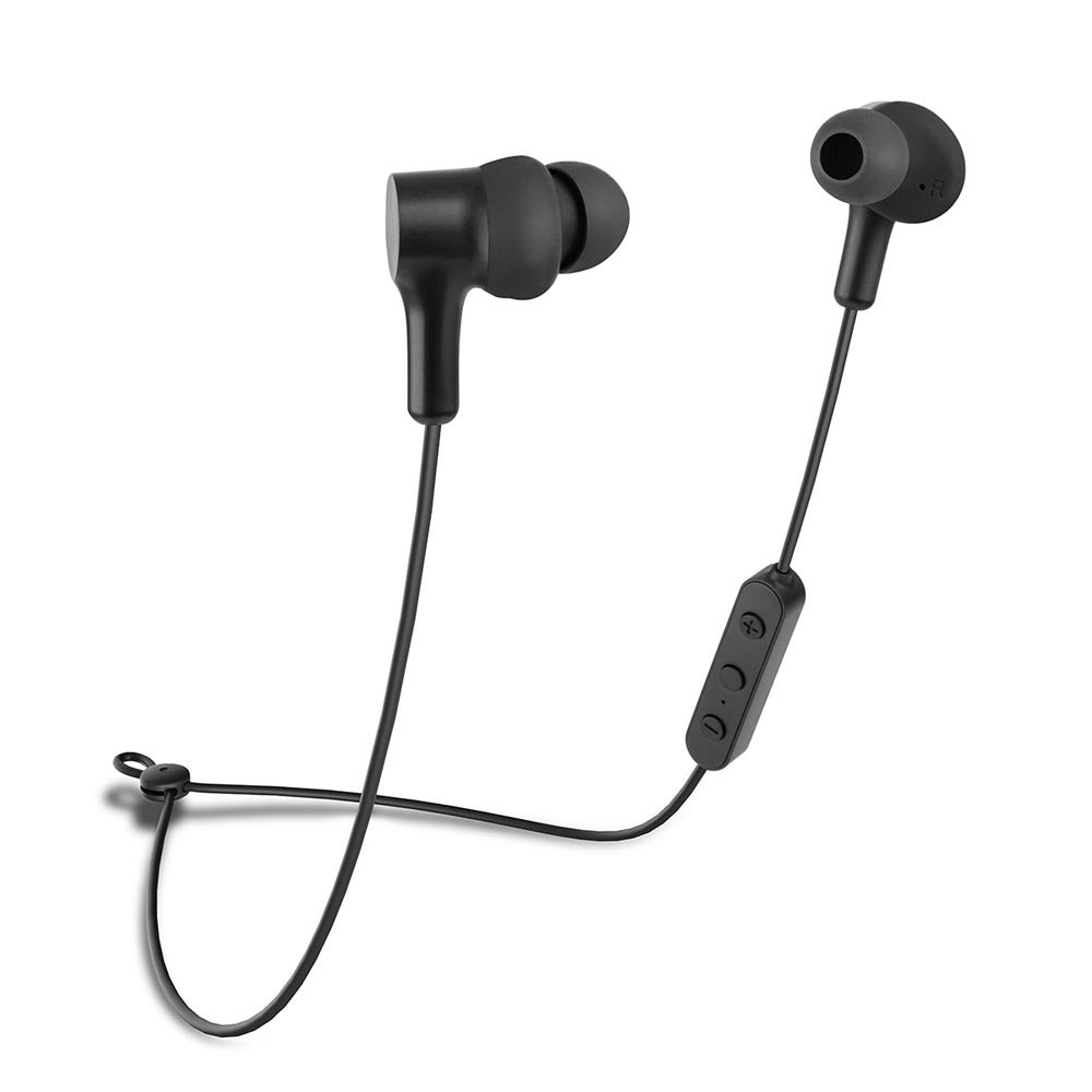 Bluetooth Stereo Headset Niceboy Hive E3, Black