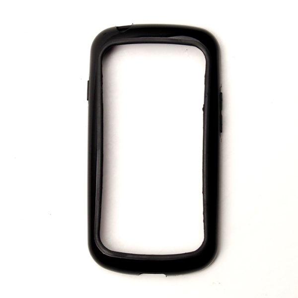 Bumper pre Samsung Galaxy S3 Mini - i8190 a S3 Mini VE, BlackTransparent