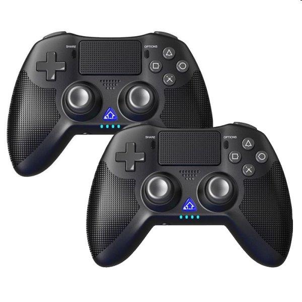 Bundle iPega 4008 bezdrôtový herný ovládač pre PS3/PS4, 2ks