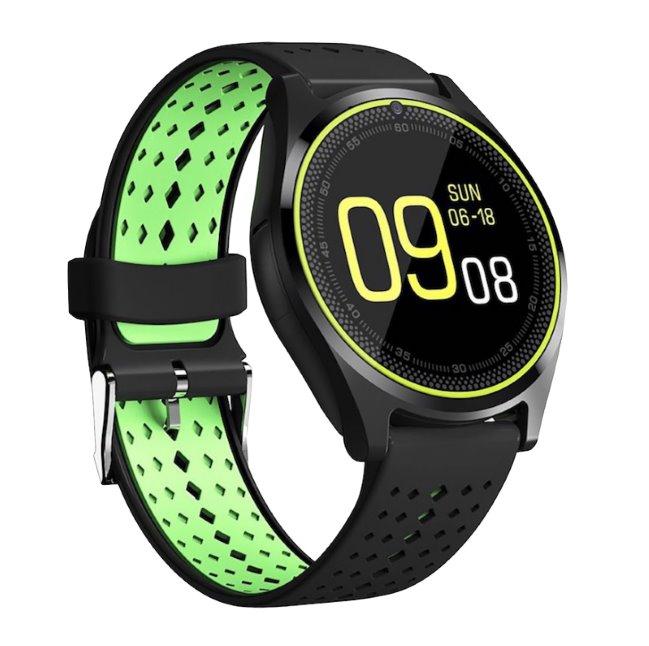 Carneo Crocs, Black - Smart hodinky