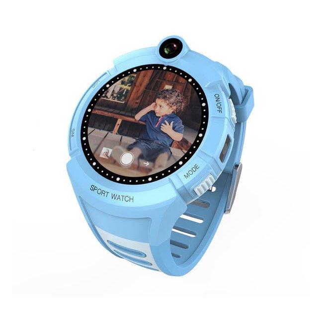 Carneo GUARDKID+ Smart hodinky pre deti s GPS, modré