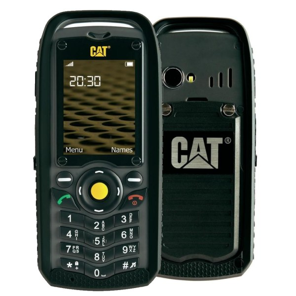 Caterpillar Cat B25, Dual Sim - SK distrib�cia