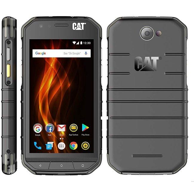 Caterpillar Cat S31, Dual SIM, Black + držiak a nabíjačka do auta