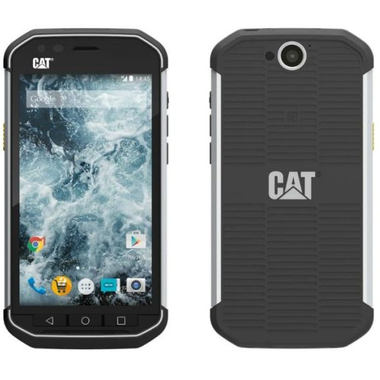 Caterpillar Cat S40, Black