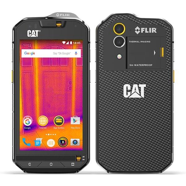 Caterpillar Cat S60, Dual SIM | Black, Trieda A+ - použité, záruka 12 mesiacov
