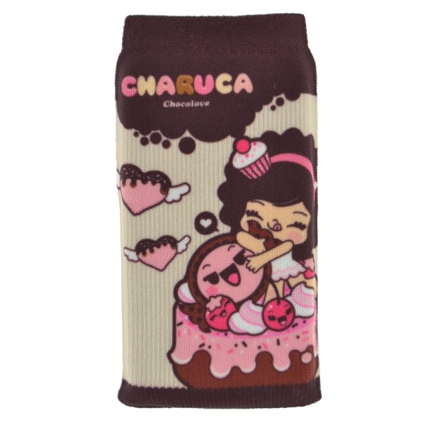 CHARUCA SOCK CASE KAWAII CHARU-CHAN