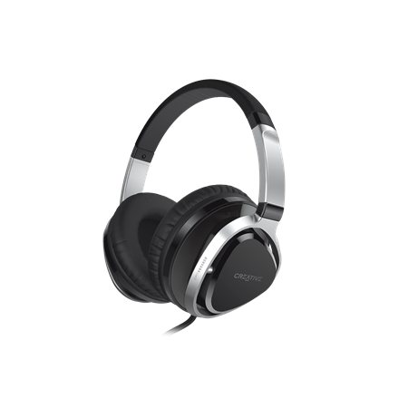 Creative Aurvana Headphones Live! 2, Black
