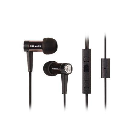 Creative Aurvana In-ear 2 Plus, Black