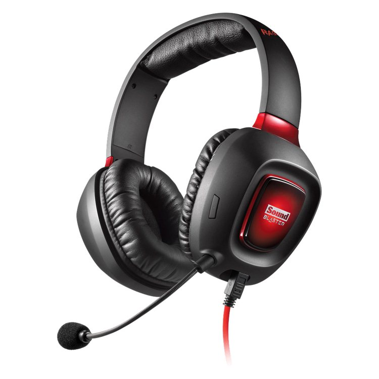 Creative Gaming Headset Sound BLaster Tactic3D Rage USB V2.0