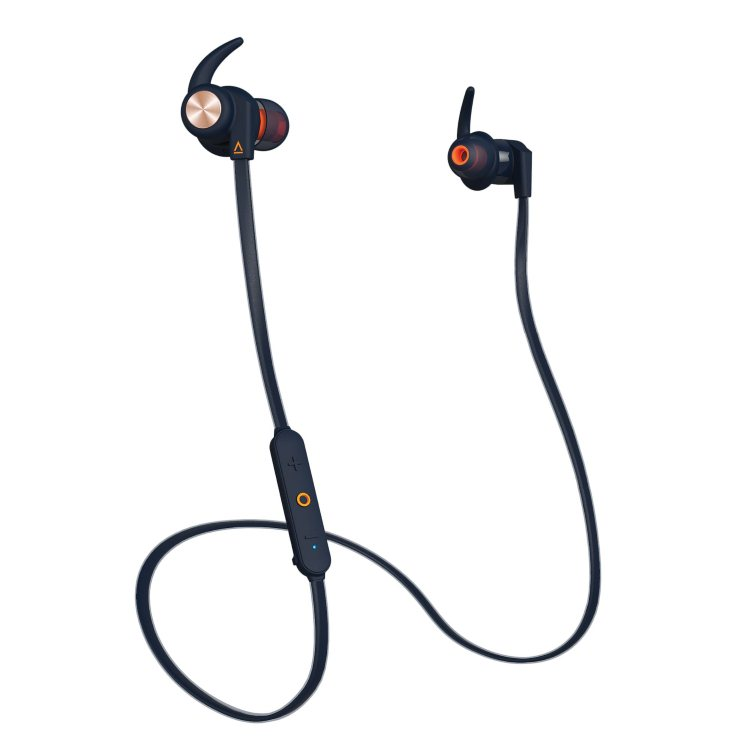 Creative Outlier Sports Bluetooth Headphones, Blue