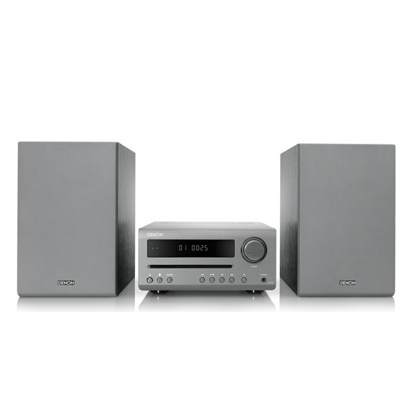 Denon D-T1, Hi-Fi CD mini systém, gray