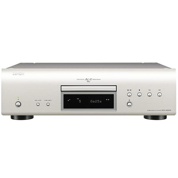 Denon DCD-1600NE, silver