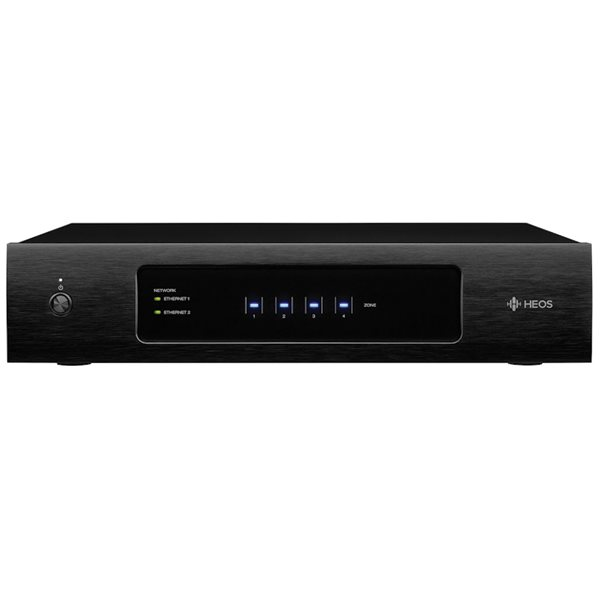 Denon HEOS Drive, audio distribu�n� syst�m, Black