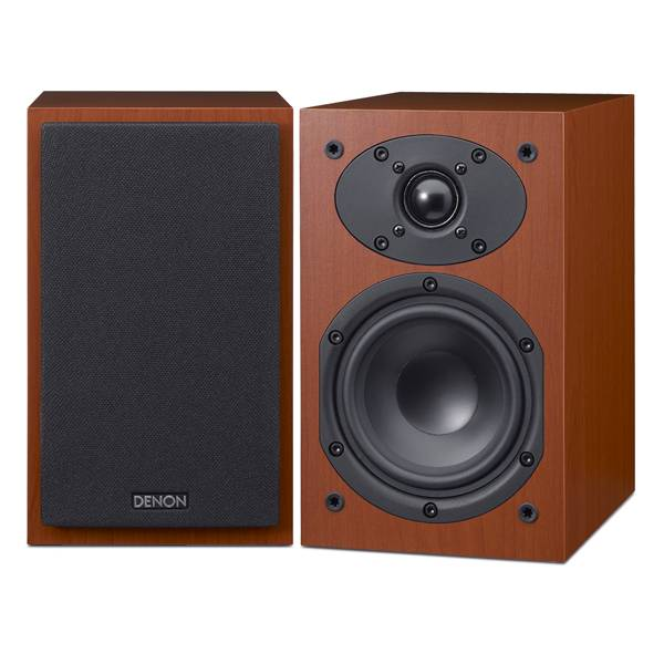 Denon SC-M39, reproduktory, Cherry Brown
