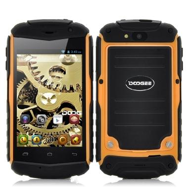 Doogee Titans DG150, Dual SIM, Orange + Sygic GPS navig�cia na do�ivotie