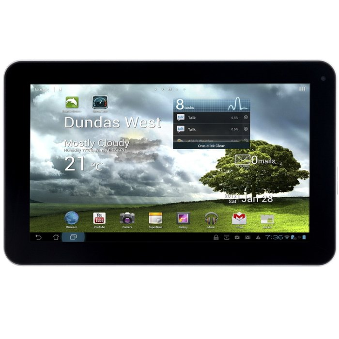 "DPS DREAM Tab 9"", 4GB - Android OS"