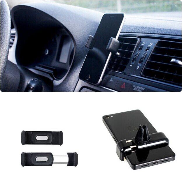 Držiak do auta BestMount AIRFRAME (do ventilácie) pre Váš smartfón