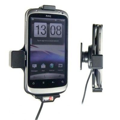Držiak do auta Brodit - s nabíjaním - pre HTC Desire S