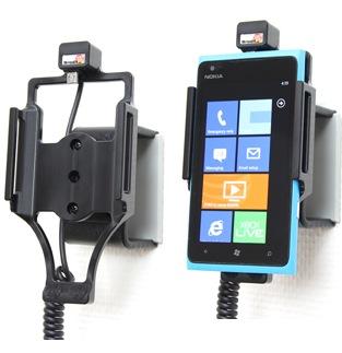 Držiak do auta Brodit - s nabíjaním - pre Nokia Lumia 900