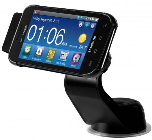 Dr�iak do auta Garmin pre Samsung Galaxy S2 i9100 a S2 Plus i9105