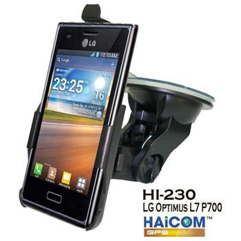 Dr�iak do auta Haicom pre LG Optimus L7 P700