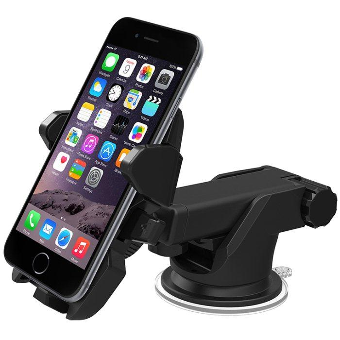 Držiak do auta iOttie Easy One Touch 2 na čelné sklo a palubnú dosku pre Váš smartfón