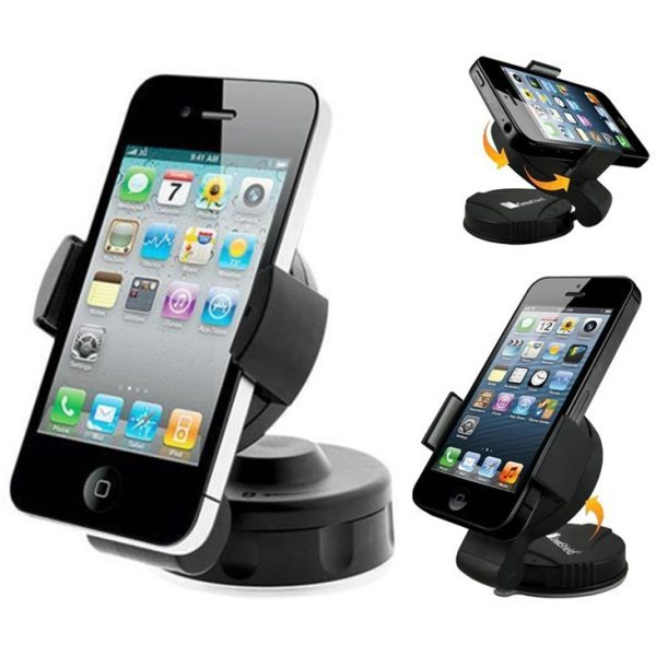 Dr�iak do auta iOTTIE FLEX 2 na palubn� dosku pre Apple iPhone 4 a 4S