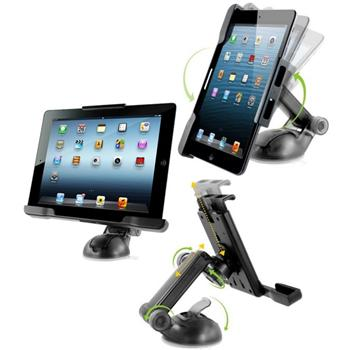 Dr�iak do auta iOTTIE SMART TAP na �eln� sklo pre Apple iPad Mini s Retina displejom