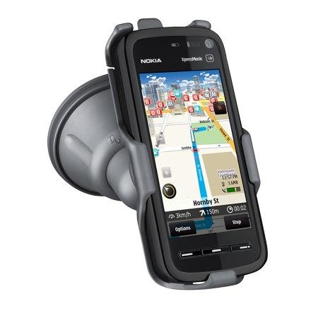 Držiak do auta Nokia CR-119 + HH-20 pre Nokia 5800 a 5230 | Bulk