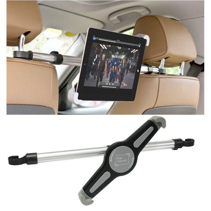 Držiak do auta (uchytenie na opierky hlavy) pre Váš tablet