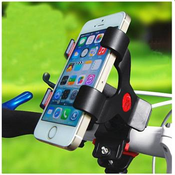 Dr�iak na bicykel a motorku pre Apple iPhone 6 Plus