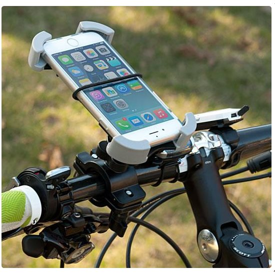Dr�iak na bicykel Extreme X Style pre Apple iPhone 6, Typ R3