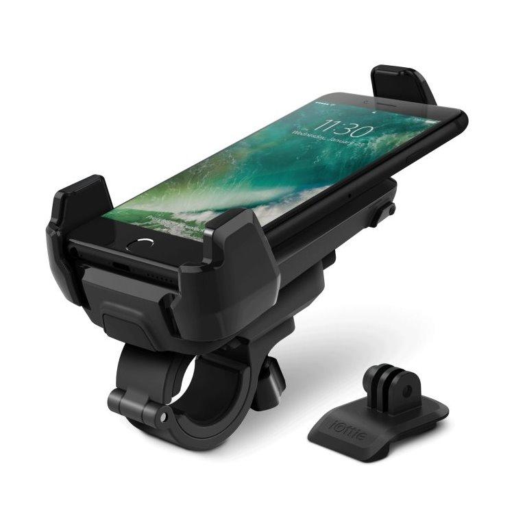 iOttie Active Edge Bike Mount + GoPro adap. HLBKIO102GP , black