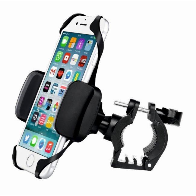 Držiak na bicykel (na riadidlá) pre smartfóny SWISSTEN S-GRIP BCCL1