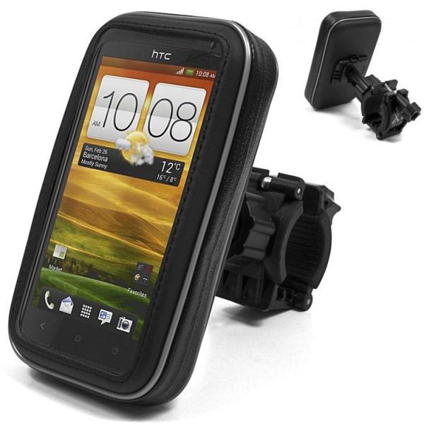 Držiak na bicykel vodeodolný Extreme X Style pre Váš smartfón do veľkosti 140 x 70 x 20 mm