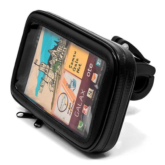 Držiak na bicykel vodeodolný Extreme X Style pre Váš smartfón do veľkosti 167 x 90 x 20 mm