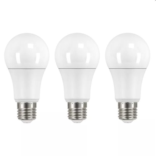 EMOS LED Žiarovka Classic A60 14W E27, neutrálna biela - 3ks
