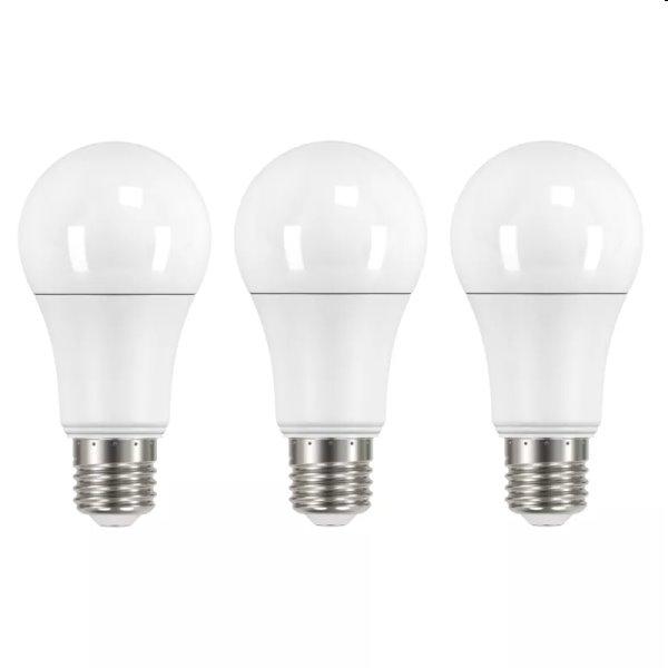 EMOS LED Žiarovka Classic A60 14W E27, teplá biela - 3ks