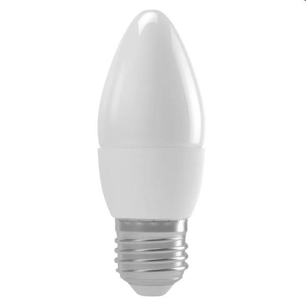 EMOS LED Žiarovka Classic Candle 4W E27, teplá biela