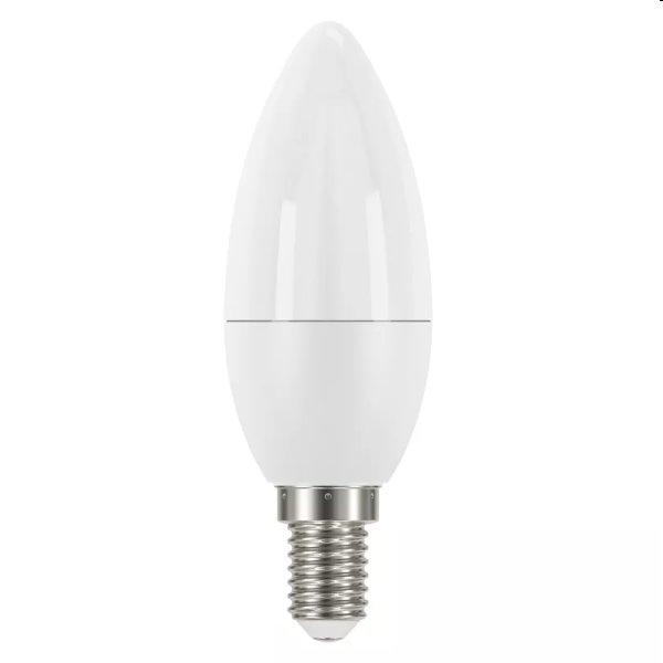 EMOS LED Žiarovka Classic Candle 6W E14, teplá biela