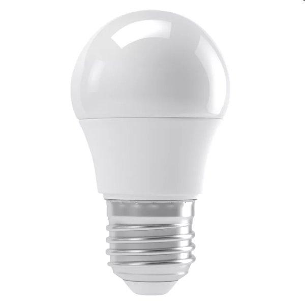 EMOS LED Žiarovka Classic Mini Globe 4W E27, teplá biela