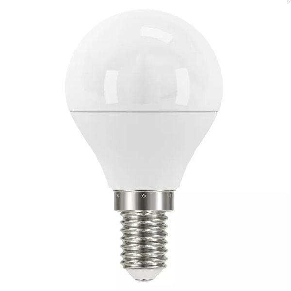EMOS LED Žiarovka Classic Mini Globe 6W E14, teplá biela