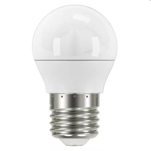 EMOS LED Žiarovka Classic Mini Globe 6W E27, teplá biela