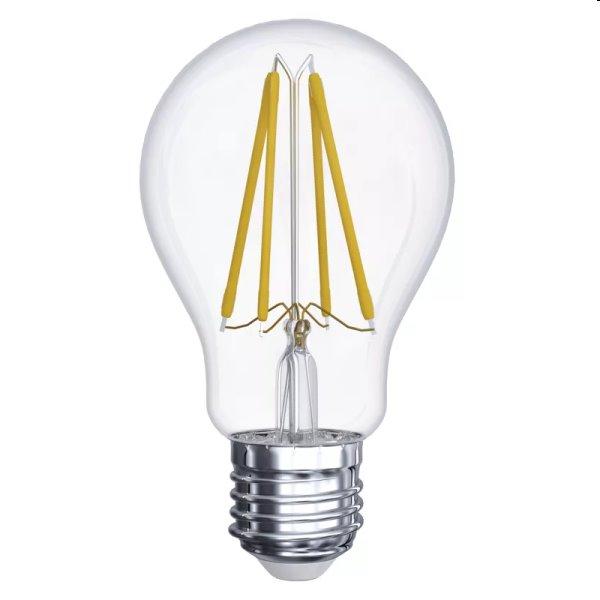 EMOS LED Žiarovka Filament A60 8W E27, teplá biela