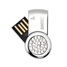"Emtec S350 ""For her"" USB 4GB - 23MB/s"