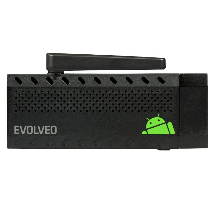 Evolveo Android Stick Q3 4K - Quad Core Smart TV box s podporou 4K videa