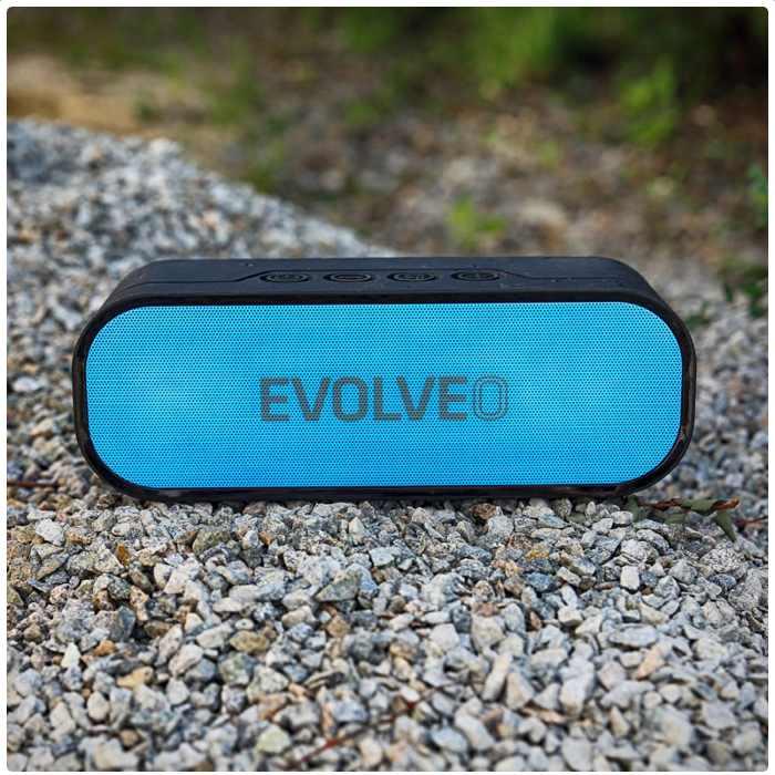 EVOLVEO Armor GT8, outdoorový Bluetooth reproduktor, Blue