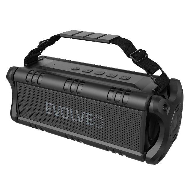 Evolveo Armor Power 6, outdoorový Bluetooth reproduktor 60W, Black