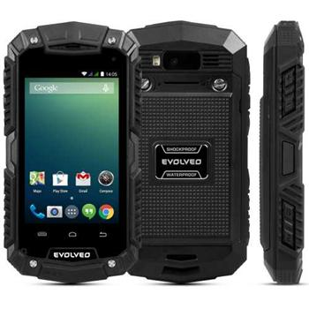 EVOLVEO StrongPhone D2 mini, Dual SIM, Black